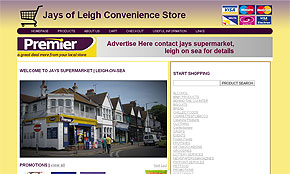 website design leigh on sea essex